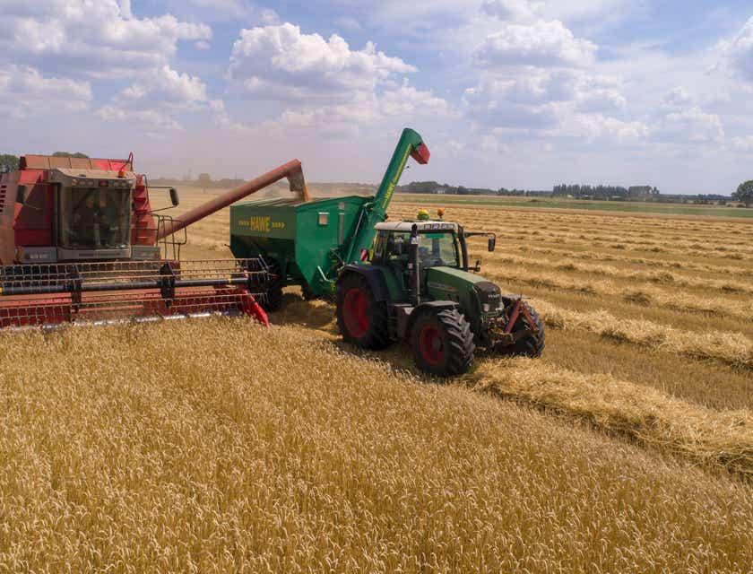 Farming Equipment Business Names