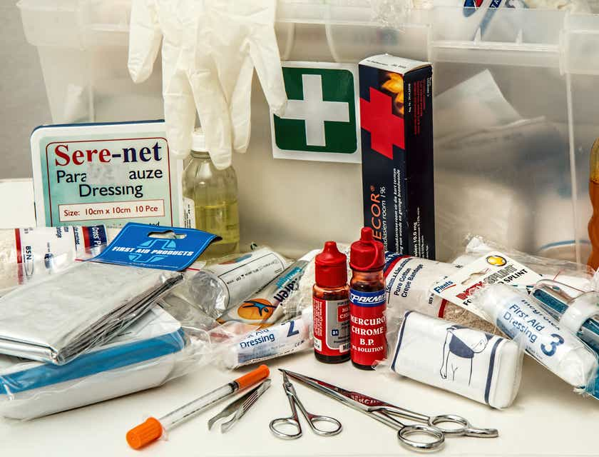 First-Aid Training Business Names