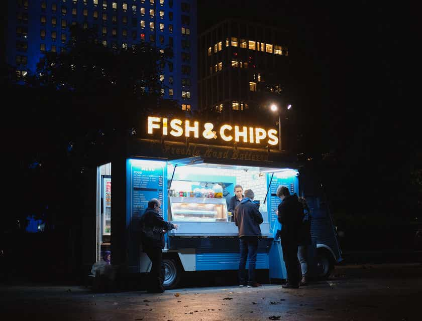 Fish & Chips Restaurant Business Names