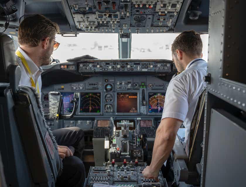 Flight Instruction Business Names