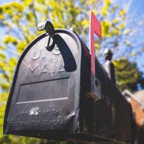 Get a business mailing address.