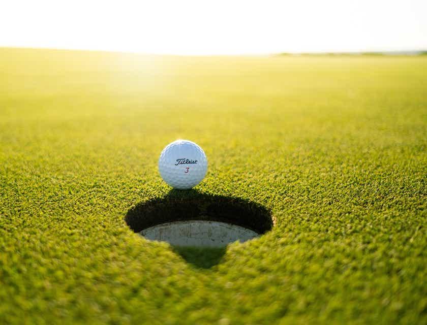 Nombres para negocios de golf