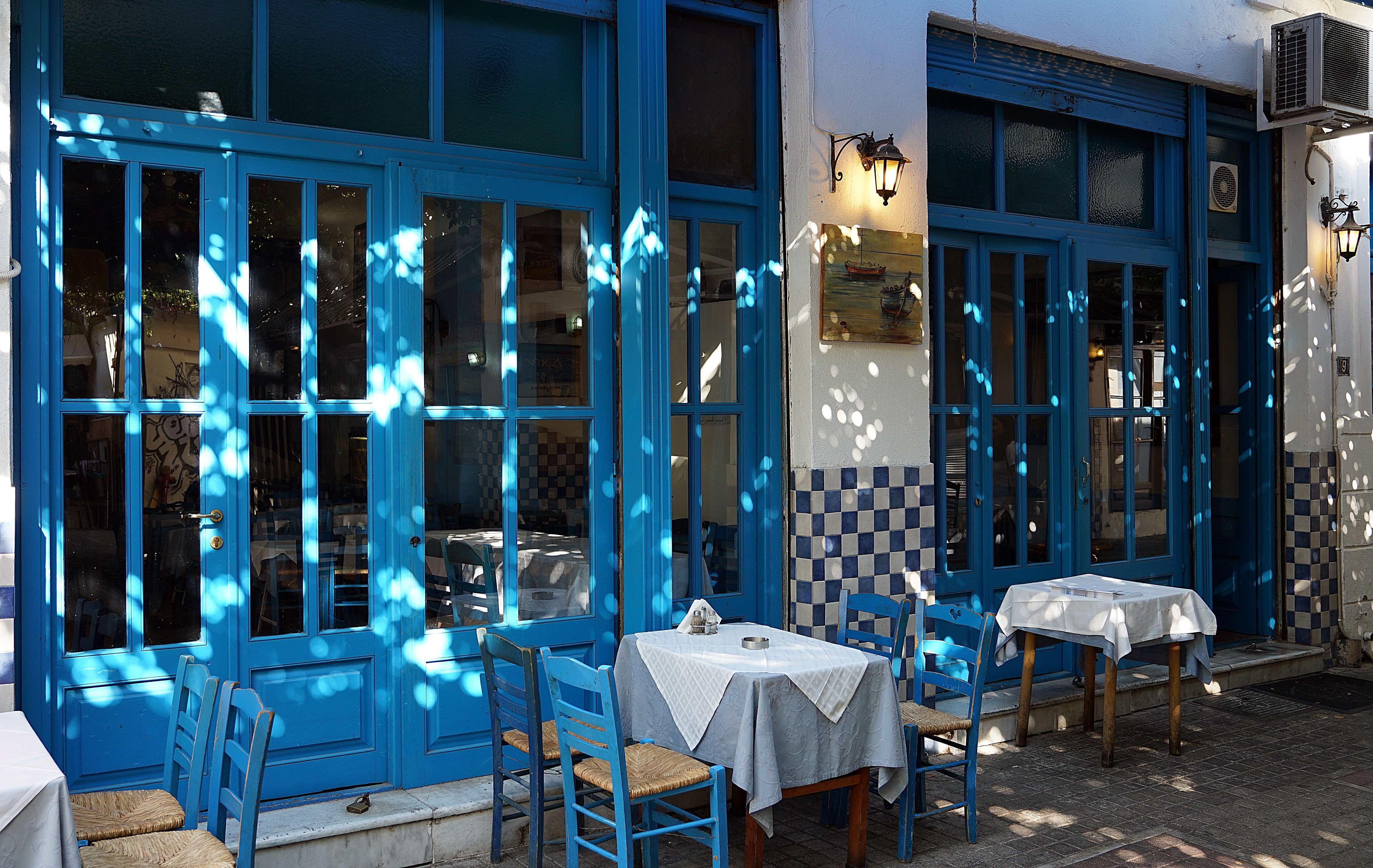 Greek Restaurant Business Names