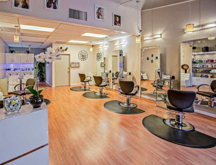 Noms de salon de coiffure