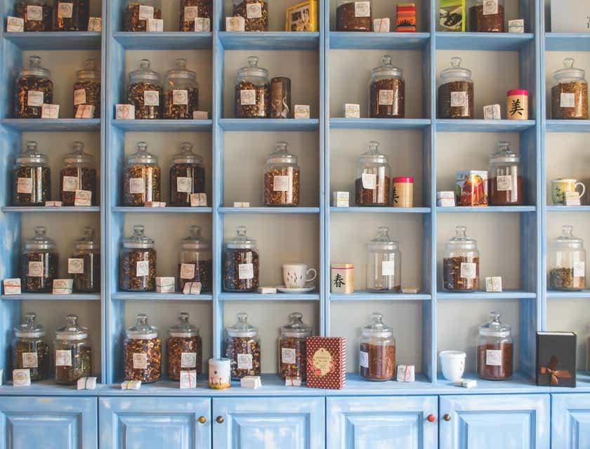 Nombres para empresas de plantas medicinales