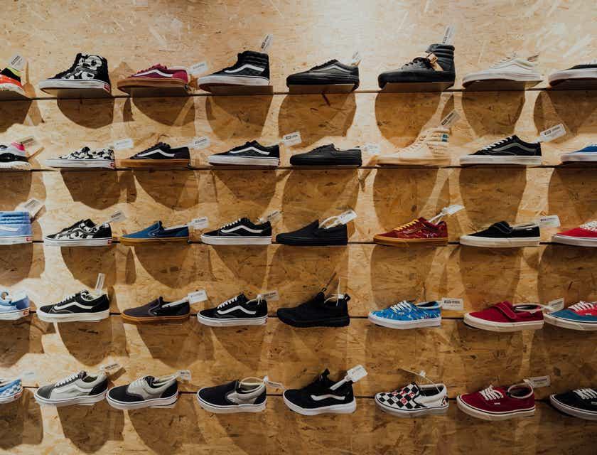 How to Name a Shoe Company