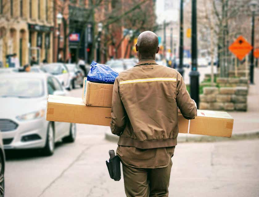 How to Start a Courier Service