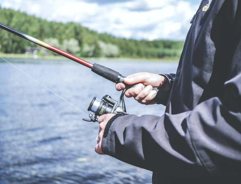 Nombres para negocios de equipo de caza y pesca