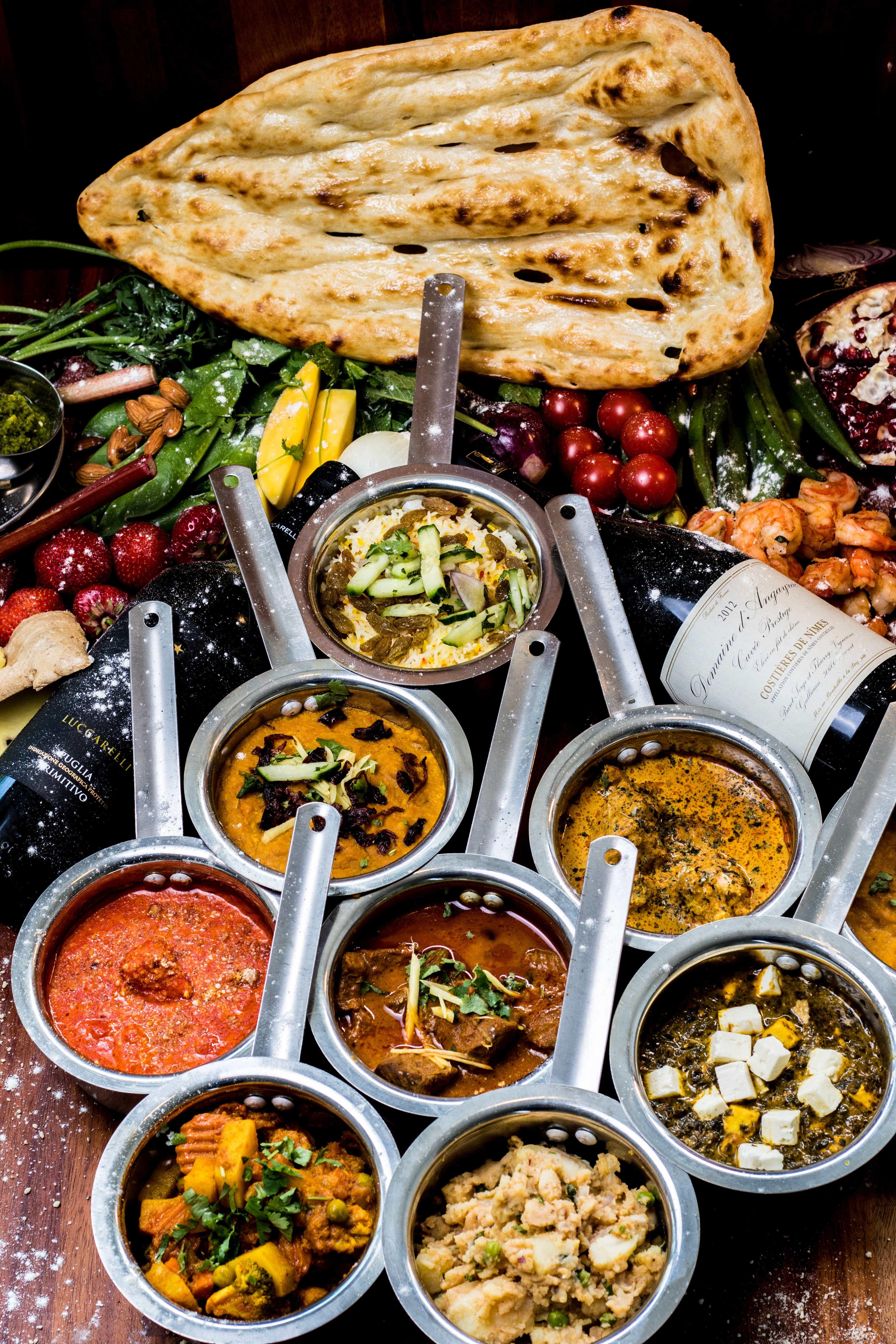 Indian Restaurant Business Names
