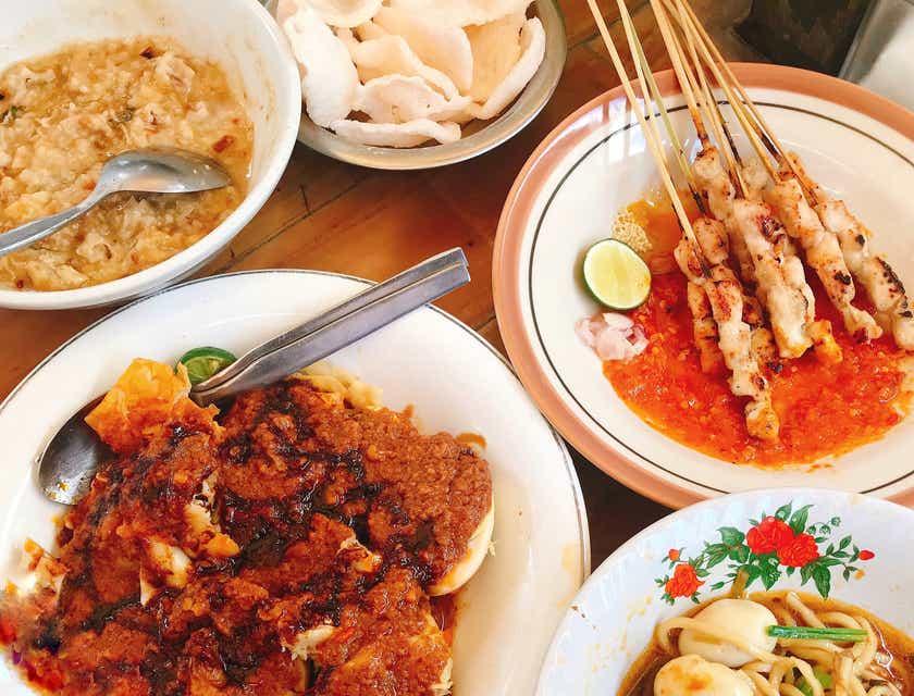 Indonesian Restaurant Business Names