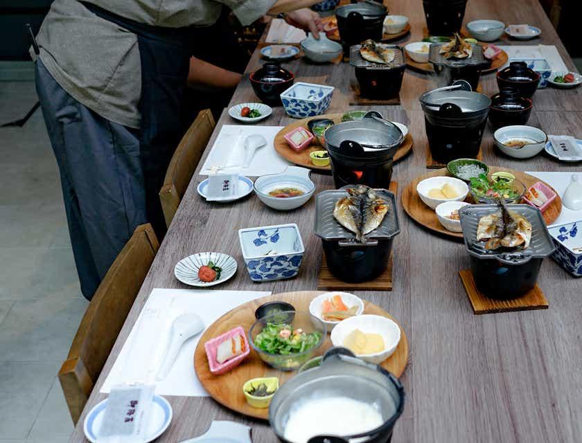 Firmennamen für japanische Restaurants