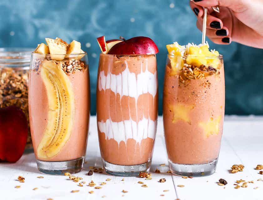 Noms de bar à jus et smoothies