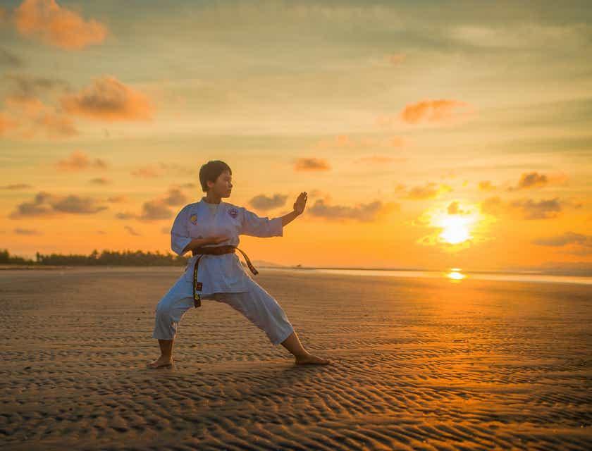 Nombres para negocios de karate