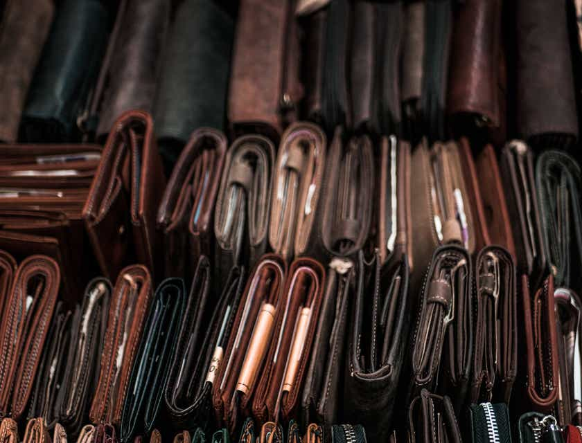Leather Goods Business Names