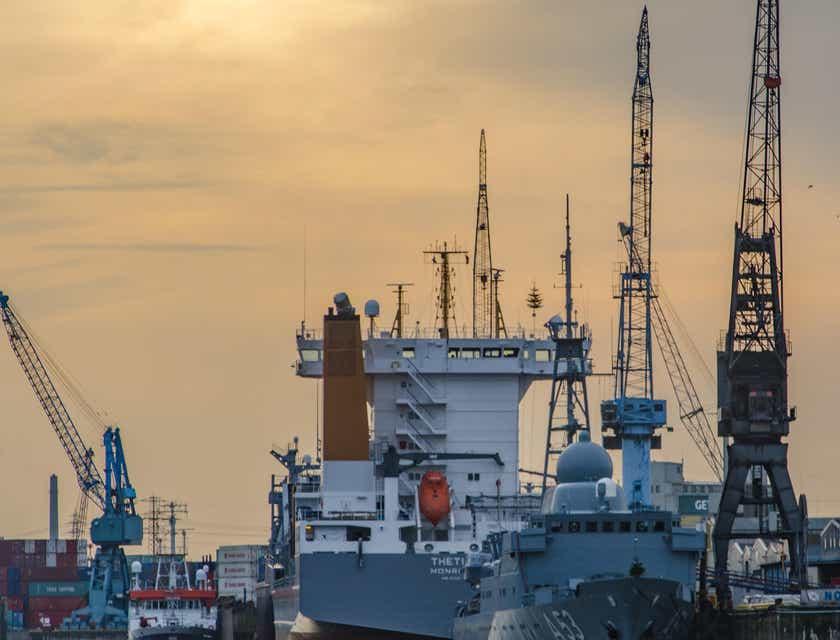 Nombres para compañías marítimas
