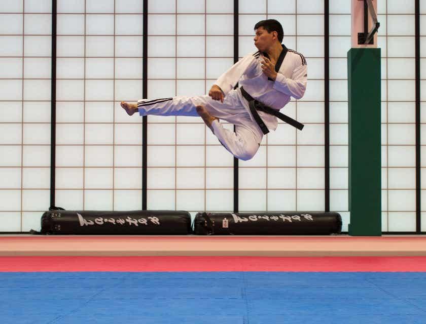 Nombres para negocios de artes marciales