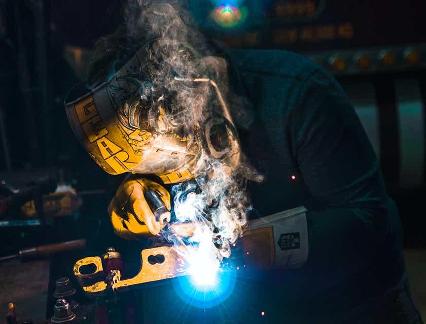 Metal Fabrication Business Names