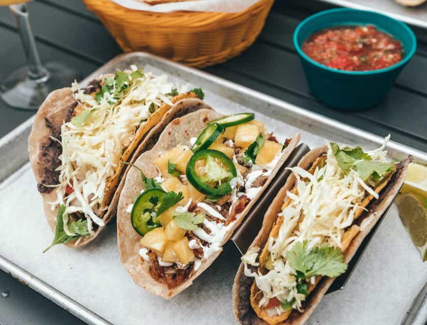 Nomes para restaurantes mexicanos