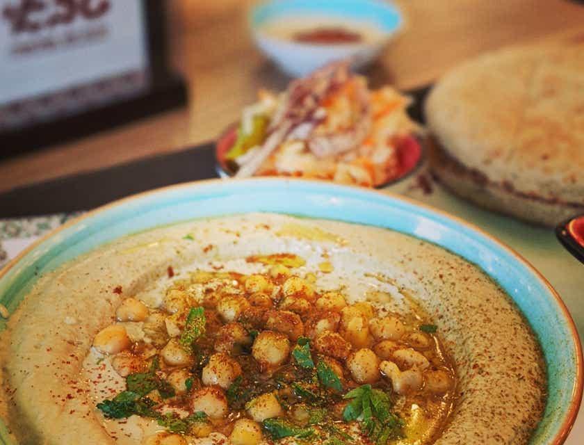 Nombres para negocios de comida de Medio Oriente