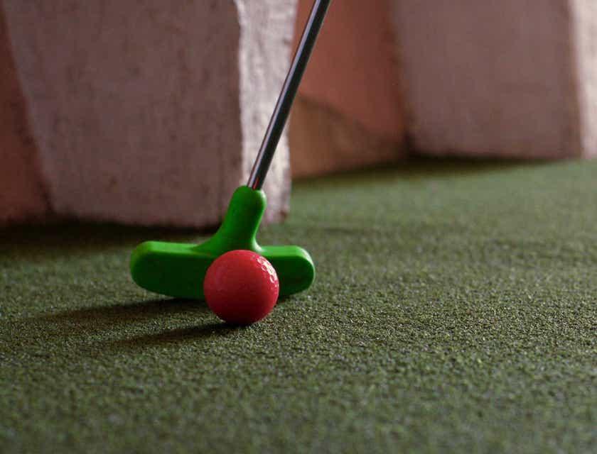 Mini Golf Business Names