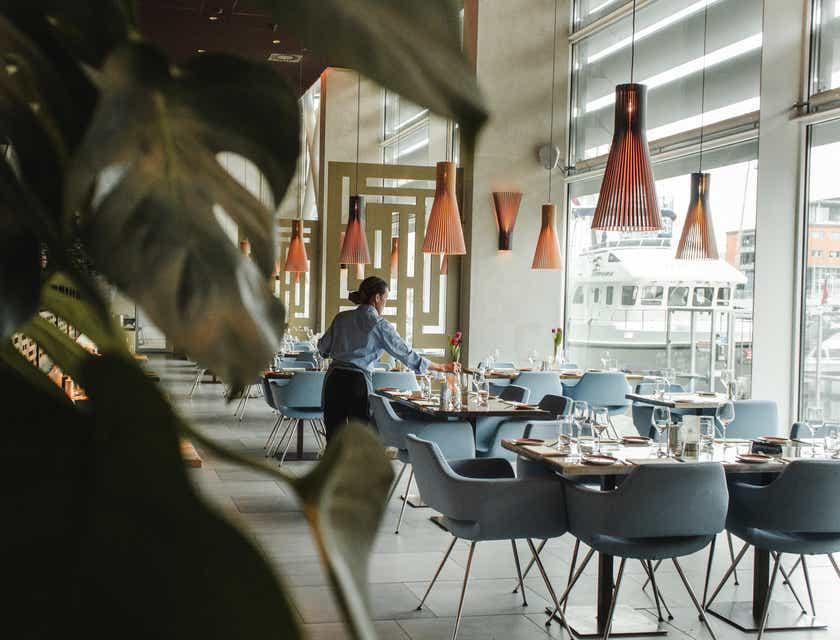 Noms de restaurant européen moderne
