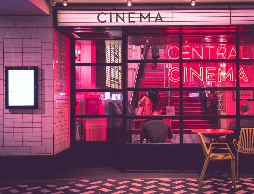 Nombres para negocios de películas