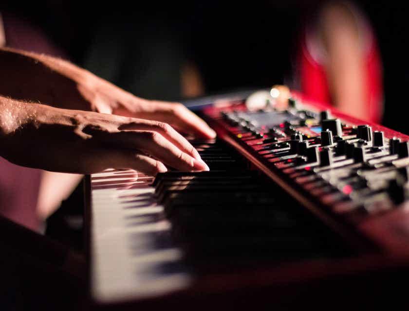 Nomes para estúdios de produção musical
