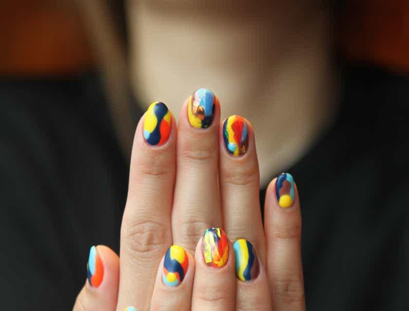 Nombres para empresas de salones de uñas
