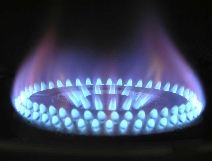 Nomes para empresas de gás natural