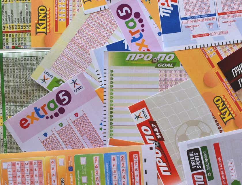 Nombres para administraciones de lotería