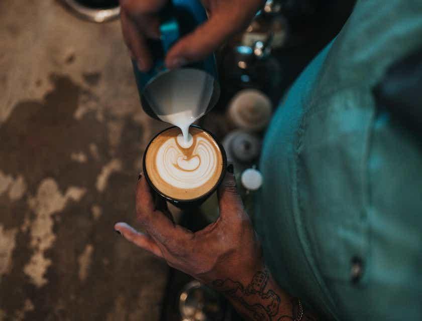 Nombres para cafeterías de café Villa Rica