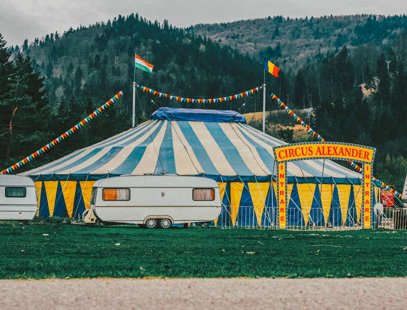 Nombres para circos