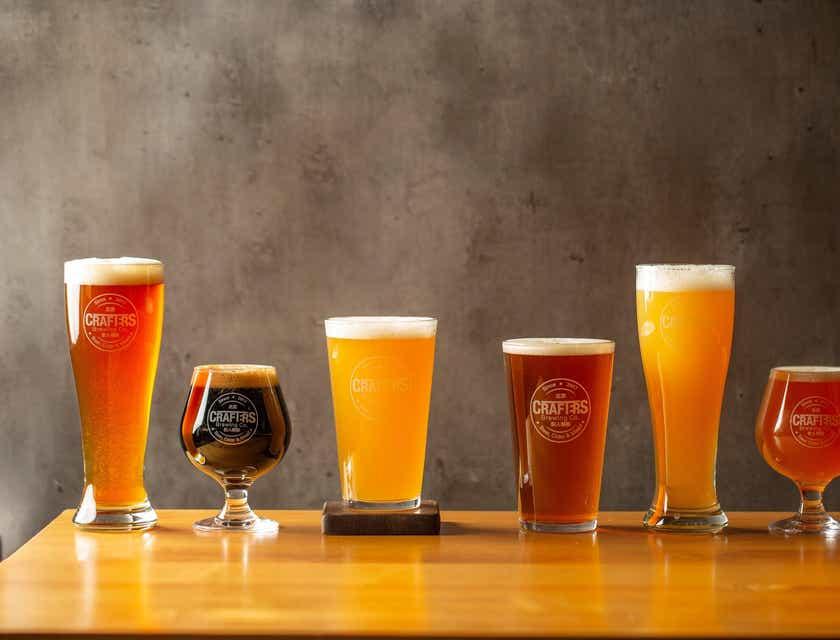 Nombres para empresas de cerveza artesanal