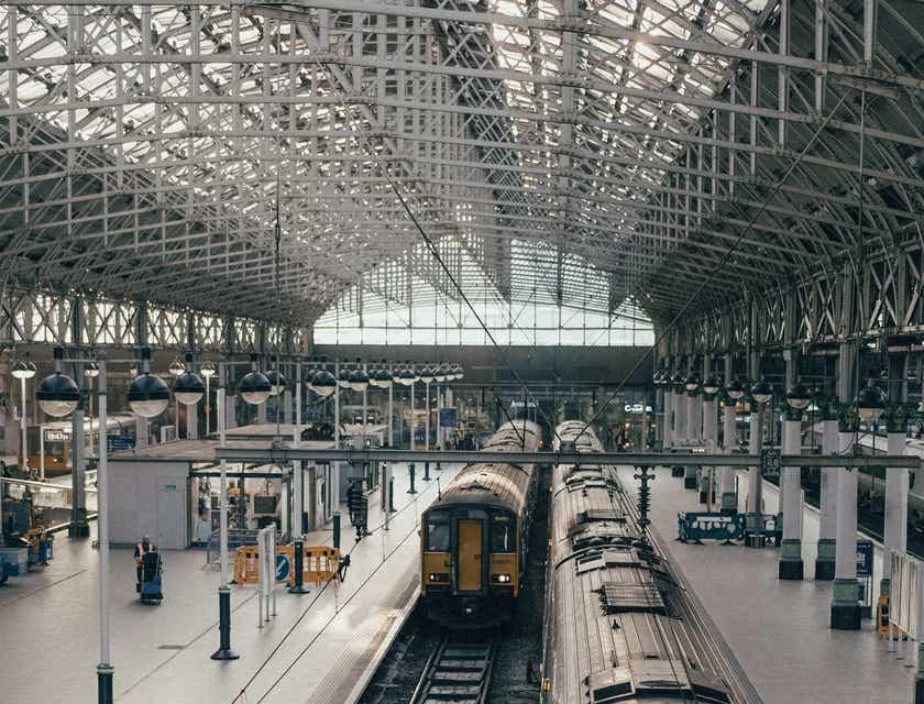 Nombres para empresas de ferrocarriles