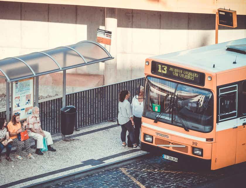 Nombres para empresas de transporte colectivo