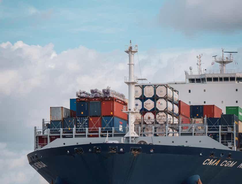 Nombres para empresas de transporte marítimo