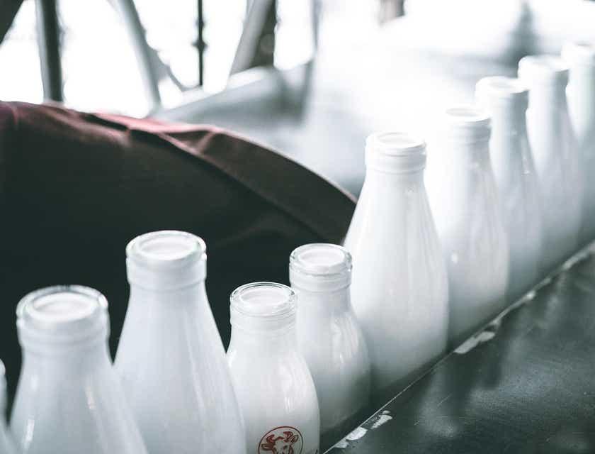 Nombres para lecherías