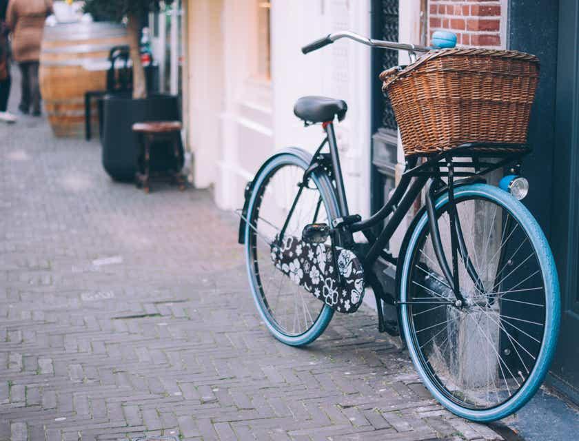 Nombres para negocios de bicicletas compartidas