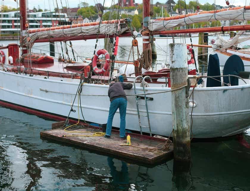 Nombres para negocios de limpieza de barcos