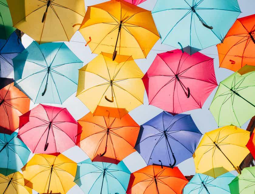 Nombres para negocios de paraguas