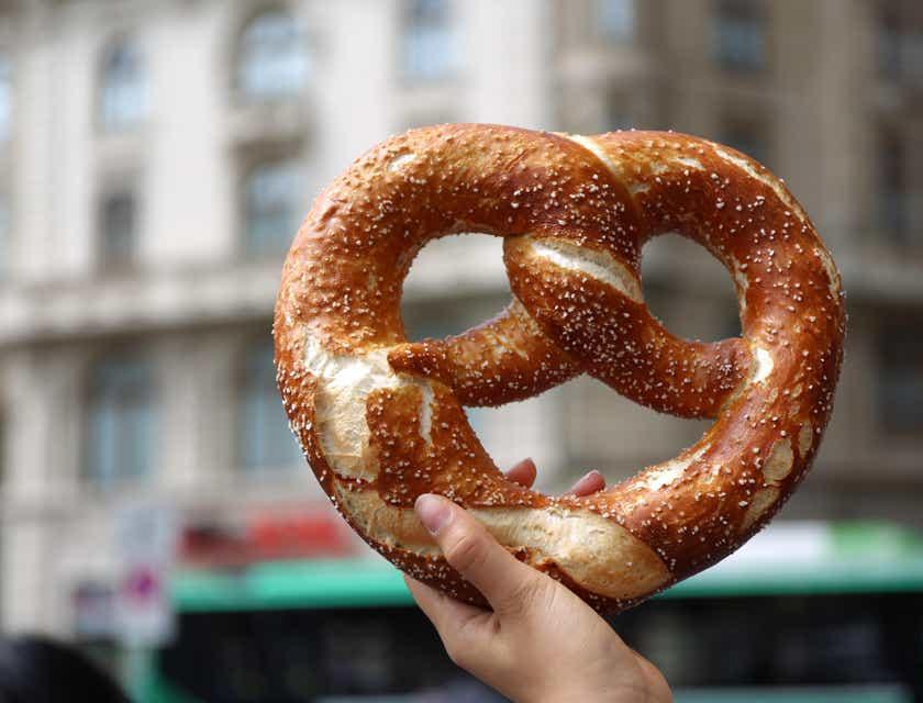 Nombres para negocios de pretzels
