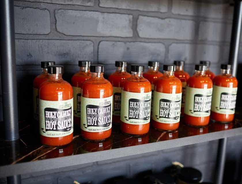 Nombres para negocios de salsas picantes