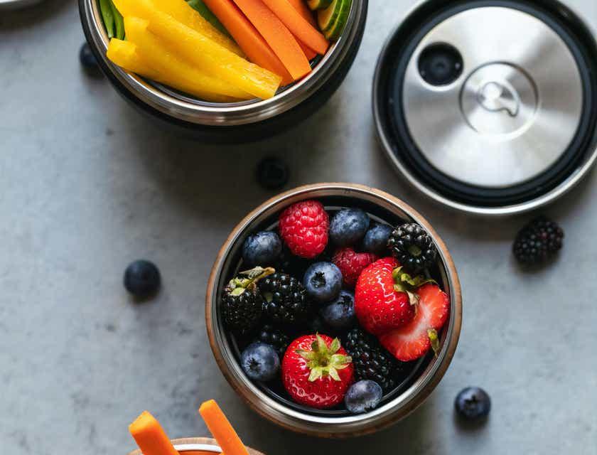Nombres para negocios de snacks saludables
