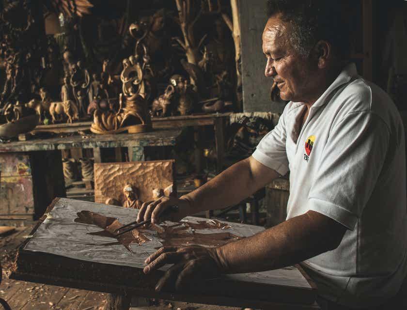 Nombres para negocios de talla de madera
