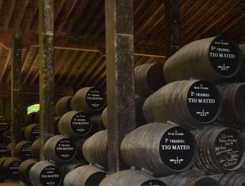 Nombres para negocios de vino de Jerez