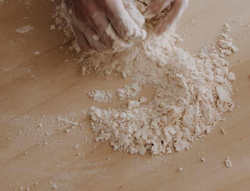 Nombres para panaderías de pan de la arena