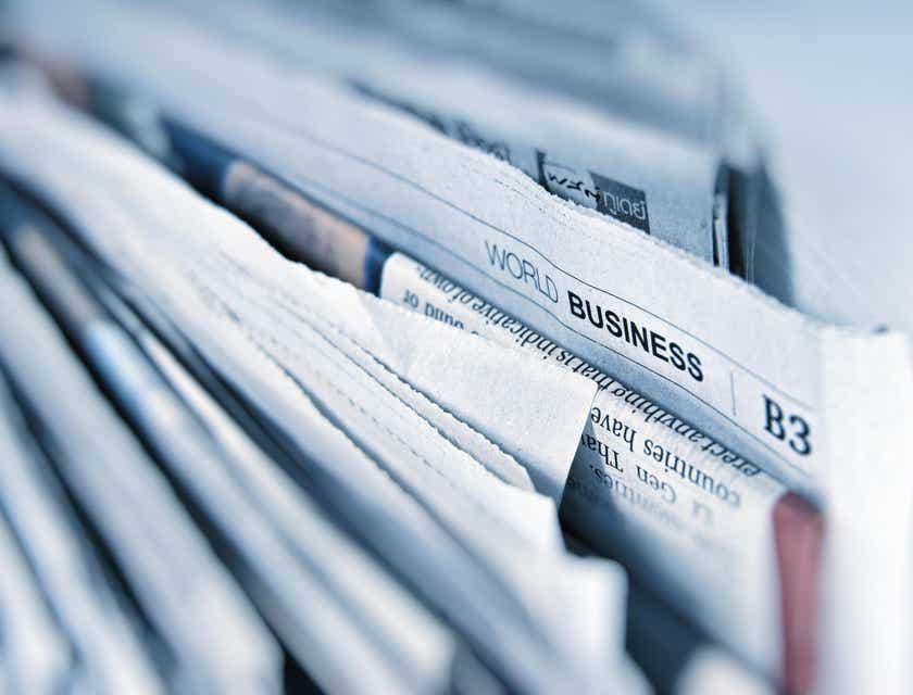Nombres para periódicos