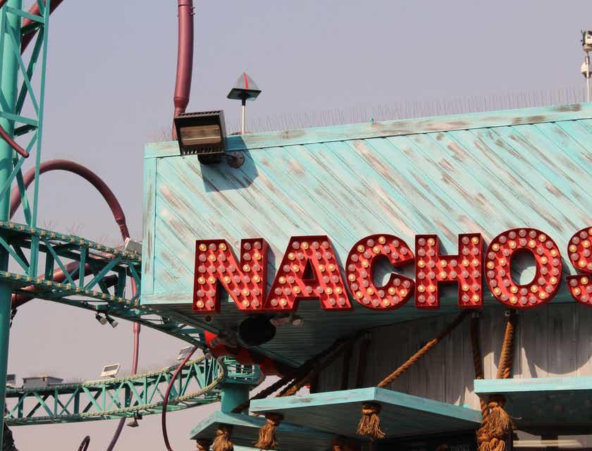 Nombres para puestos de nachos
