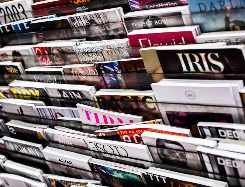 Nombres para revistas