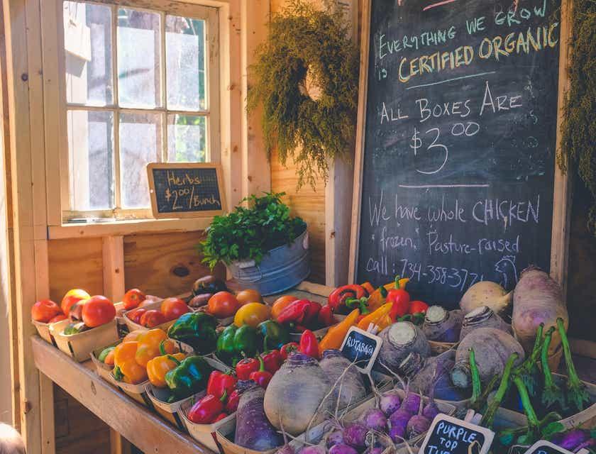 Nombres para tiendas orgánicas